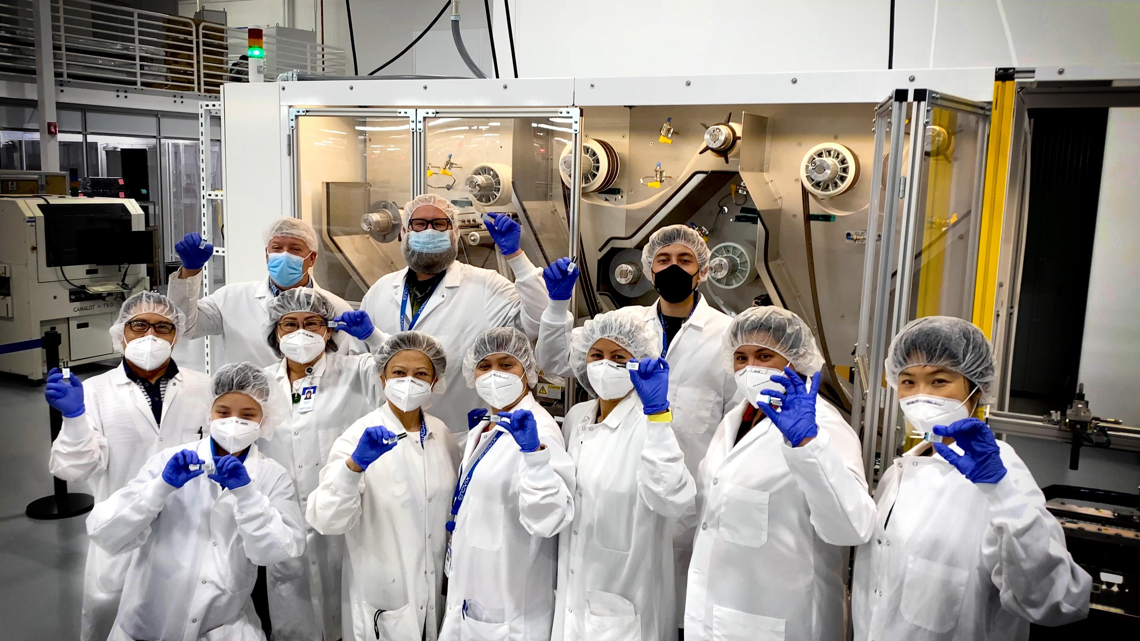 Enovix Meets Major Manufacturing Milestone
