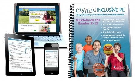 SPARK Inclusive PE Guidebook