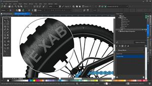 CorelDRAW Technical Suite 2019 DESIGNER Non Destructive Effects