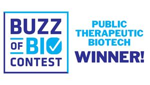 Public Therapeutic Biotech Winner