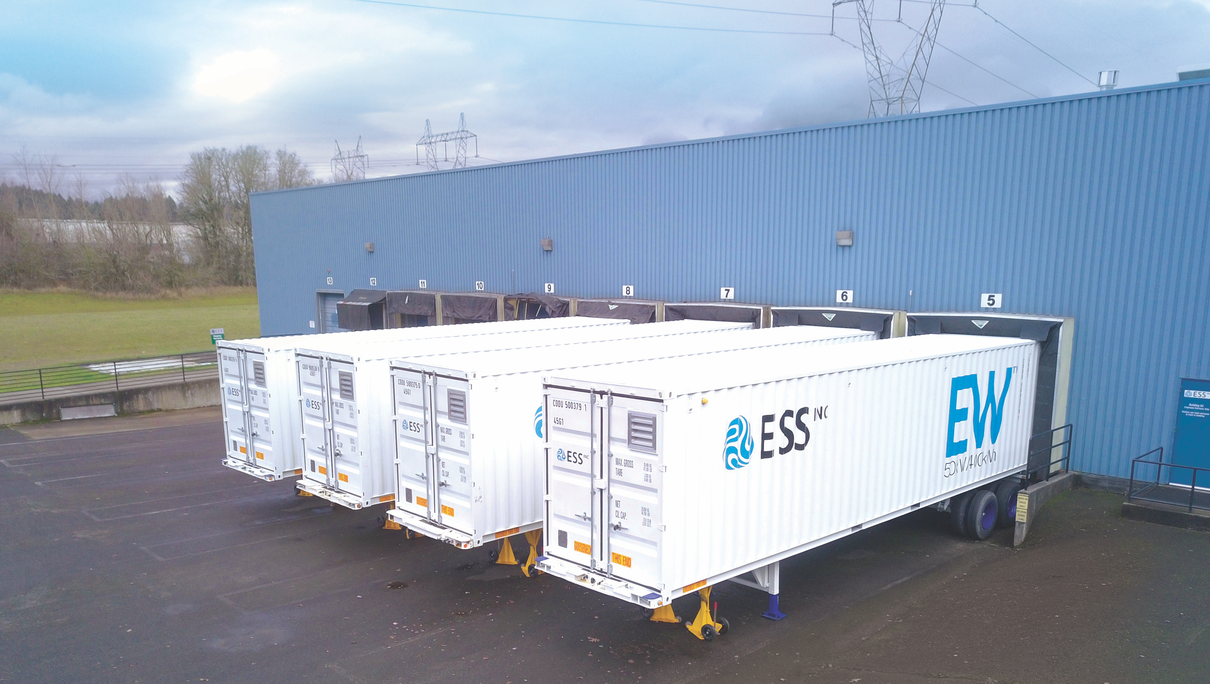 ESS Energy Warehouse™