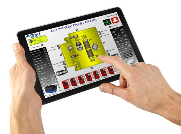 Columbus McKinnon Intelli-Guide™ Auto-Dispatch System