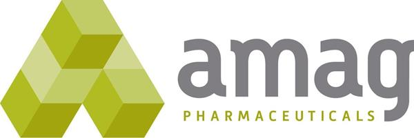 AMAG Pharmaceuticals logo