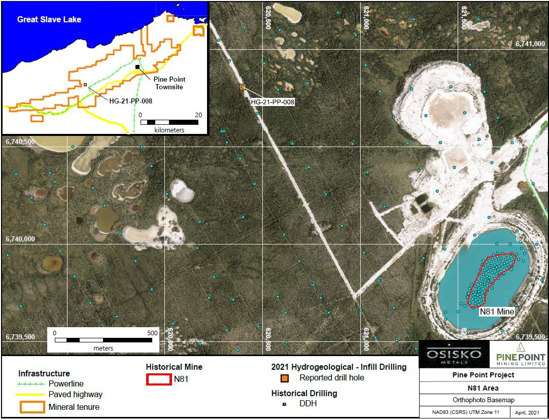 N81 Hydrogeological Hole