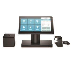 The HP ElitePOS Retail Point of Sale System
