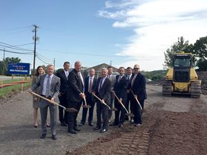 Mid Penn Bank Breaks Ground on New Halifax Branch