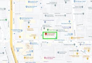 Location: Venture X Dallas by the Galleria