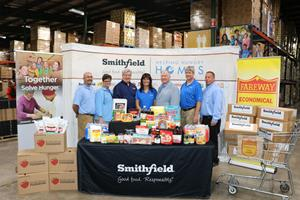 Smithfield Foods Helping Hungry Homes – Quad Cities