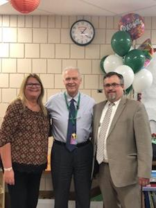 Nicolae Boariu Recognized as Kelly Educational Staffing (KES) National Substitute Teacher of the Year
