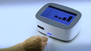 Nordetect's portable, rapid nanosensor for analyzing biochemicals