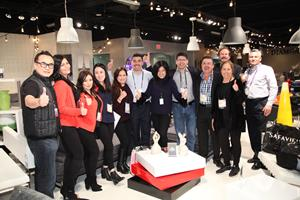 Tawny Lam and Team with Ramos Furniture