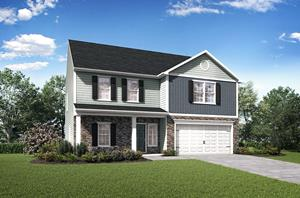 The Madison Plan by LGI Homes