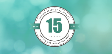 Pinnacle Celebrates 15 Years of Making the World Reliable_