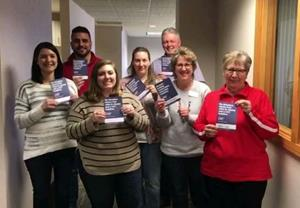 TopLine employees and members help fight cancer from every angle