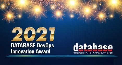 2021 Database DevOps Innovation Award