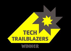 Tech Trailblazer Mobile Award Winner