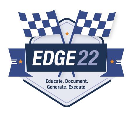 Konica Minolta's EDGE22 helps federal agencies reduce the time and expense it takes to transition their processes and recordkeeping to a fully electronic environment, while adopting the right measures for full compliance.