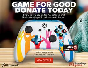 GameStop Gives Releases Limited-Edition PowerA Xbox One Controller on