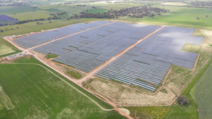 Molong Solar Farm