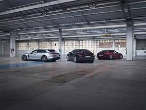 Porsche Lance De Nouveaux Modeles Panamera Pour 2021