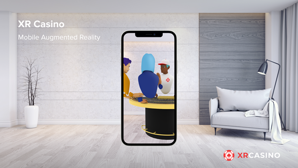 XR Casino - Mobile Augmented Reality
