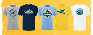 LandShark T-Shirt In Case - T-shirts