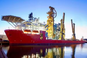 McDermott Acquires Newly Built Deepwater Pipelay and Construction Vessel Amazon