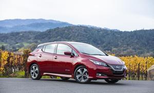Nissan Group reports April 2018 U.S. sales