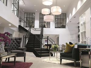 Ethan Allens New Design Center At 915 Broadway In York Citys Flatiron District