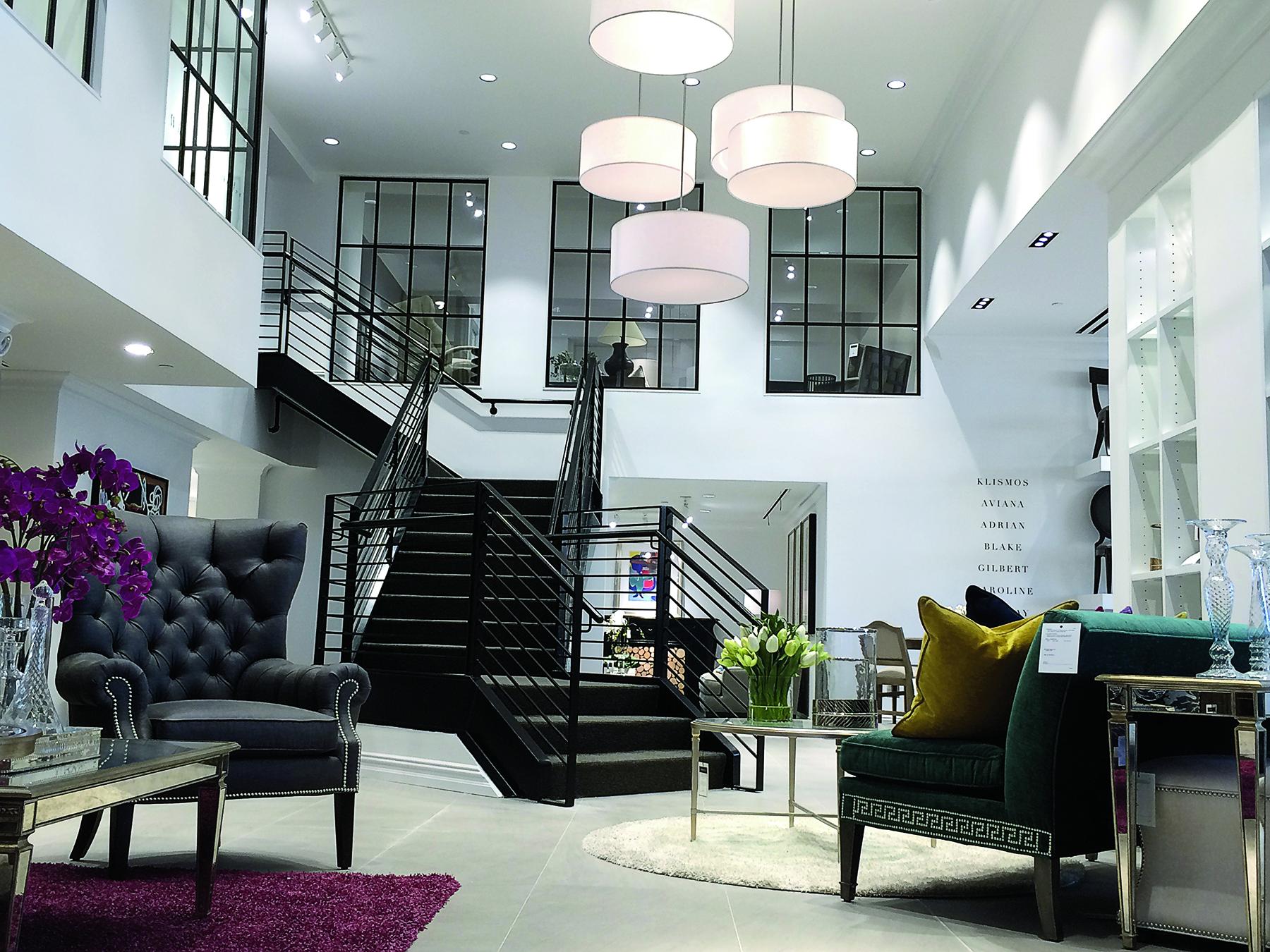 Ethan Allenu0027s New Design Center At 915 Broadway In New York Cityu0027s Flatiron  District.