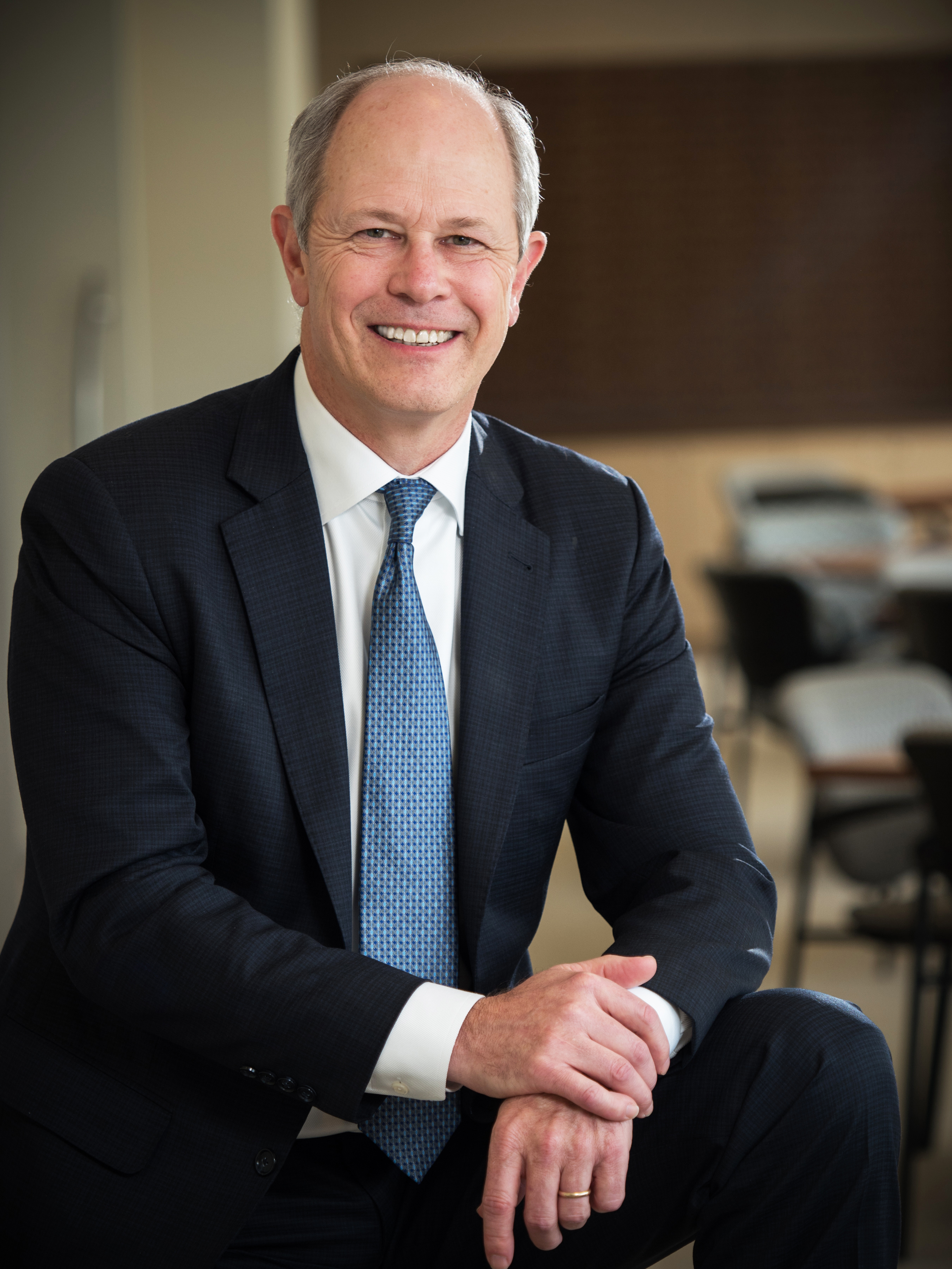 Kevin M. Phillips, ManTech Chairman, CEO and President