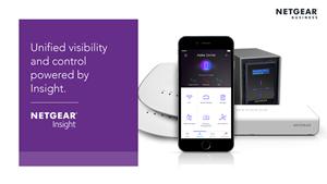 NETGEAR Insight app management solution