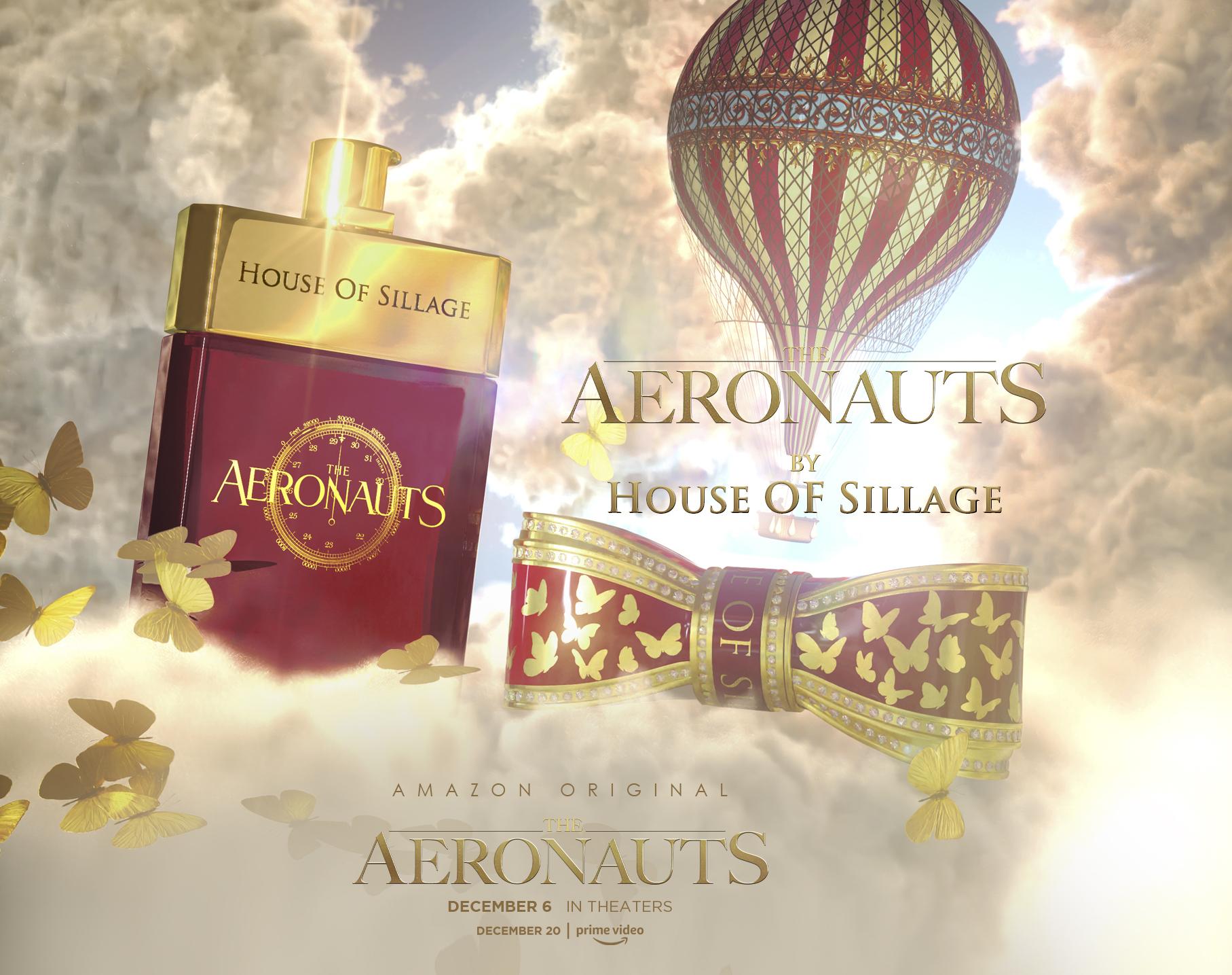 House of Sillage x The Aeronauts