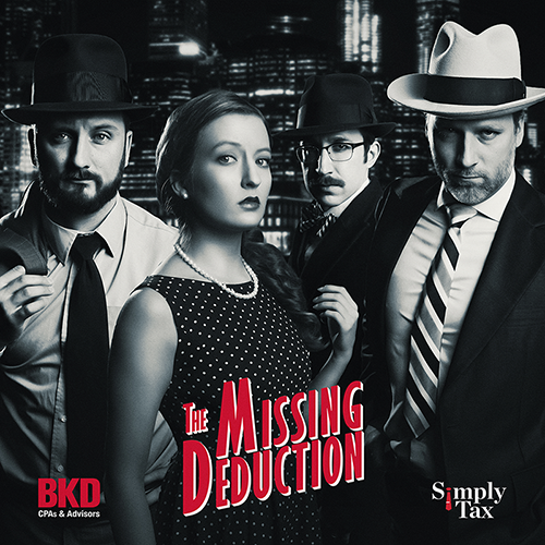 The Missing Deduction