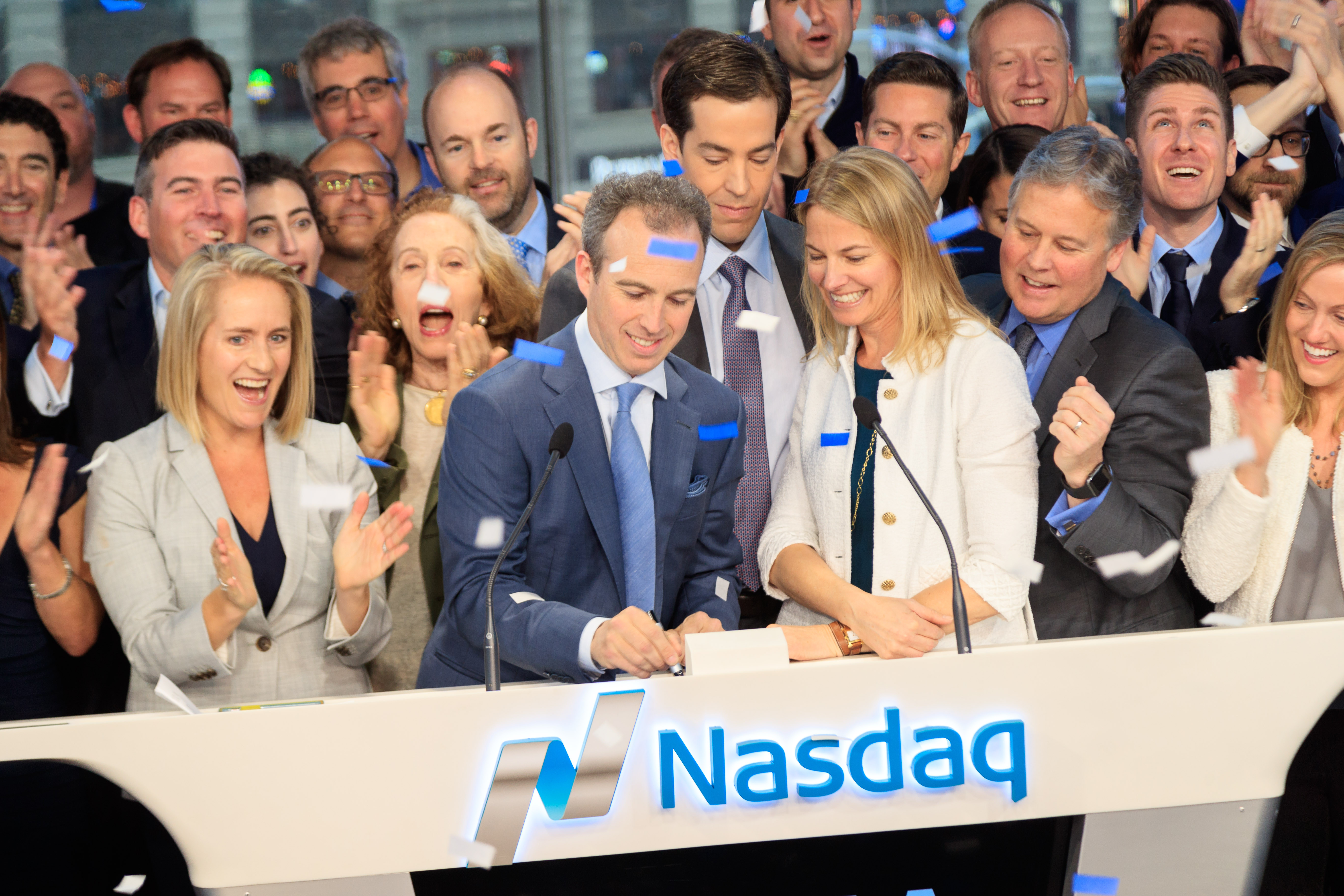 Okta, Inc. (Nasdaq: OKTA) Rang The Nasdaq Stock Market Opening Bell in Celebration of Its IPO