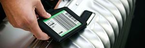 ViewTag Electronic Bag Tag Simplifies Airport Check-in.