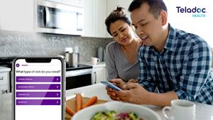 Teladoc Health Expands Services with Personalized Nutrition Counseling