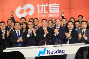 Uxin Limited (Nasdaq: UXIN) Rings The Nasdaq Stock Market Opening Bell