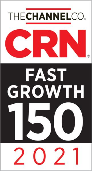 2021 CRN Fast Growth 150