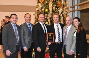 THE HOMEBUILDERS ASSOCIATION OF SOUTHEASTERN MICHIGAN 2017 DEVELOPMENT OF THE YEAR AWARD