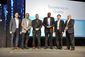 NXP Awarded Excellence in Quality for 2017 from Cisco