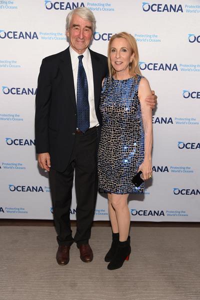Sam Waterston and Susan Rockefeller at Oceana's New York Gala / Rob Rich/SocietyAllure.com