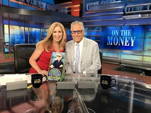 Genius Brands International's Chairman & CEO Andy Heyward's appearance on CNBC's On The Money with Becky Quick