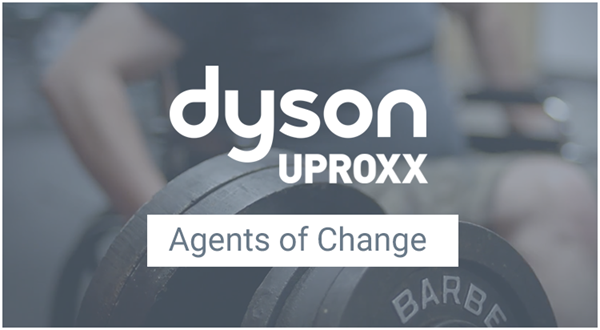 IncludeHealth is chosen for The James Dyson Awards and Uproxx Agents of Change Campaign.
