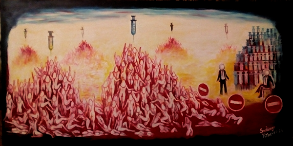 May 20 to July 11 of 2021- Surrealism Now