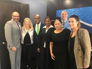 BDA and industry reps meet with top law firms in Miami