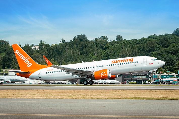 Sunwing Airlines_Current