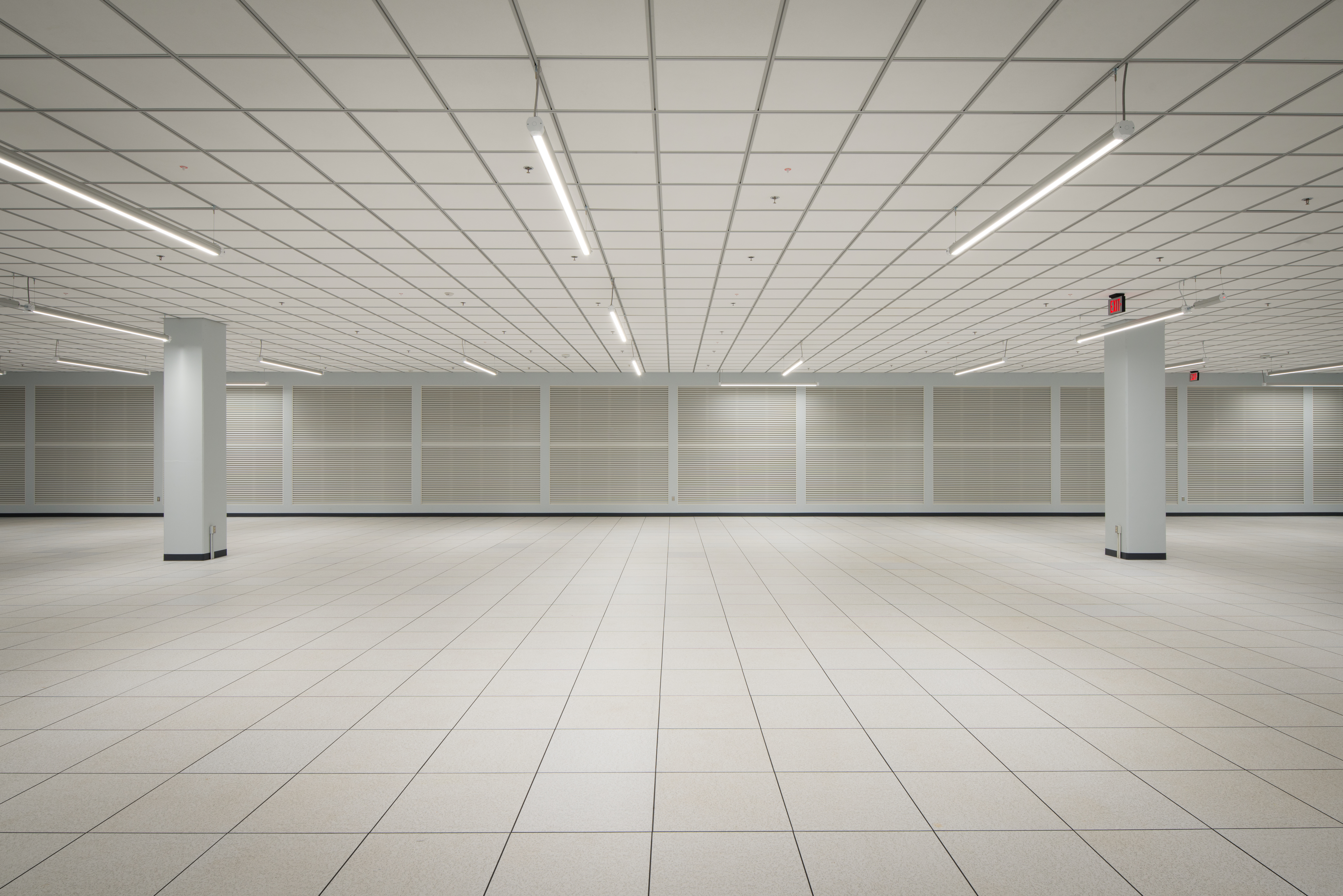 Infomart Data Center's Ashburn Suite