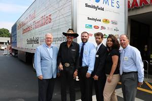 Smithfield Foods Helping Hungry Homes – Watkins Glen, NY