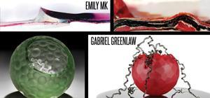 Glass Wheel Studio Emily MK & Gabriel Greenlaw Exhibition